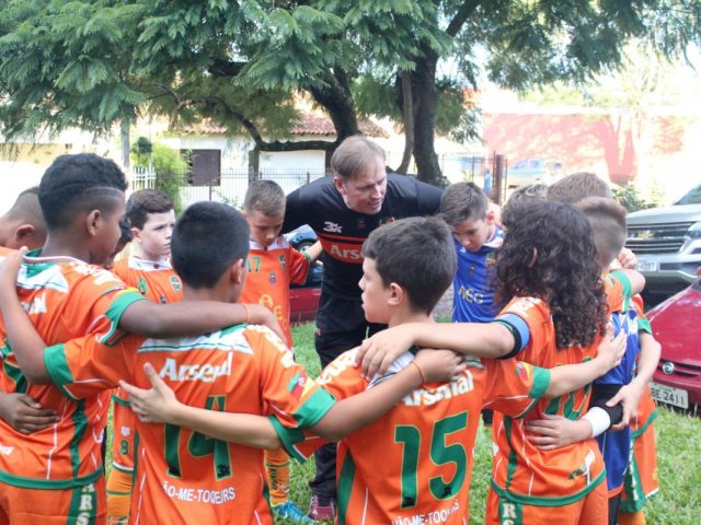ARSENAL SUB-11 VENCE ADS E SEGUE INVICTO NO ESTADUAL