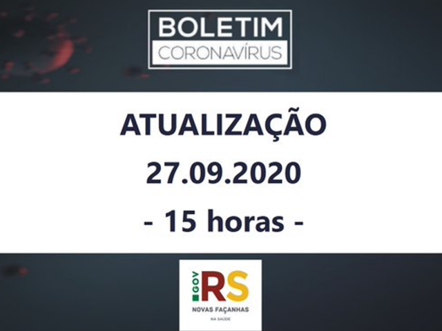 RS registra 12 novos óbitos da Covid-19 neste domingo